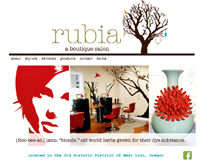 Rubia Hair Design Portland West Linn